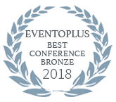 Eventoplus Best Conference Bronze Award 2018
